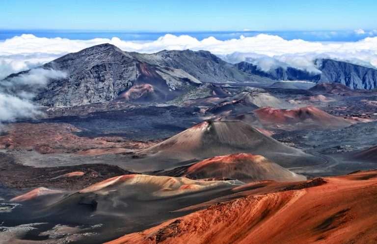 Pradise Living Properties - Crater of Haleakala volcano - Maui, Hawaii