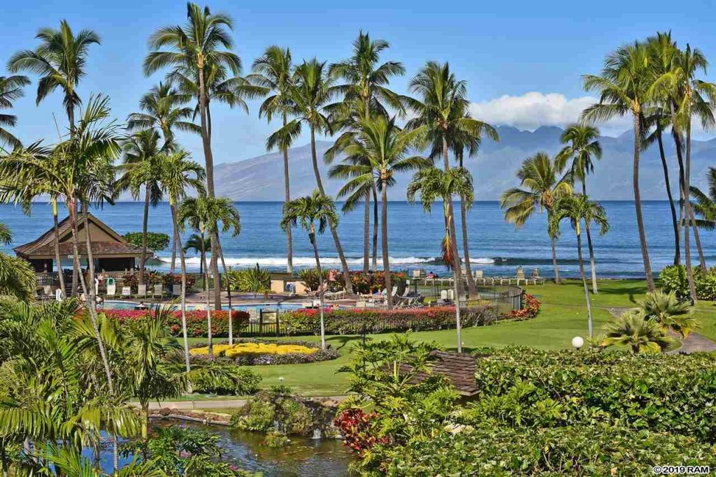 Maui's Papakea Resort is an oceanfront property
