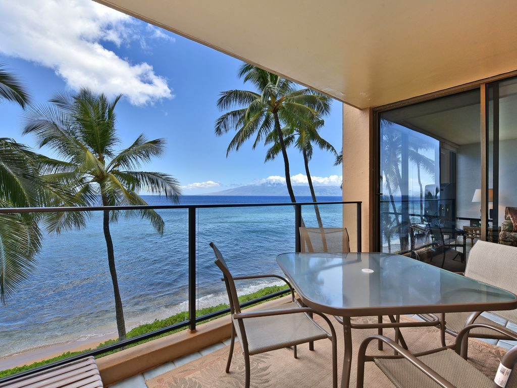View From The Deck at Mahana Resort #414 from Paradise Living Properties