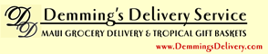 Paradise Living Properties - Recommends Demming's Delivery Service