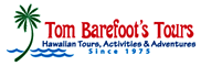Paradise Living Properties - Recommends Tom's Barefoot Tours